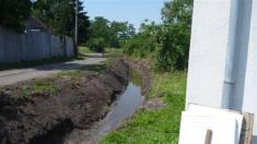 Dešťová kanalizace 2013